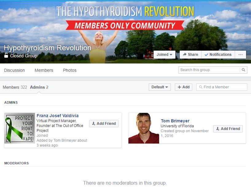 Hypothyroidism Revolution Community