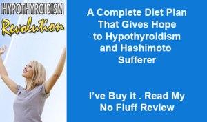Hypothyroidism Revolution Diet Review