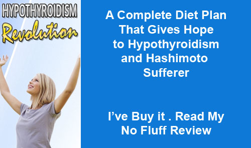 Hypothyroidism Revolution Diet Review