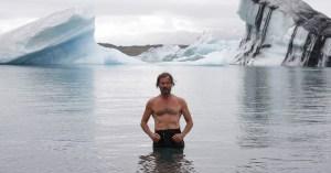 "Wim ""The Iceman"" Hof"