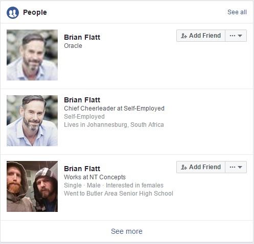 Brian Flatt Facebook