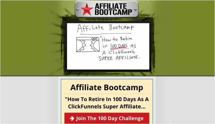 Affiliate Boot Camp