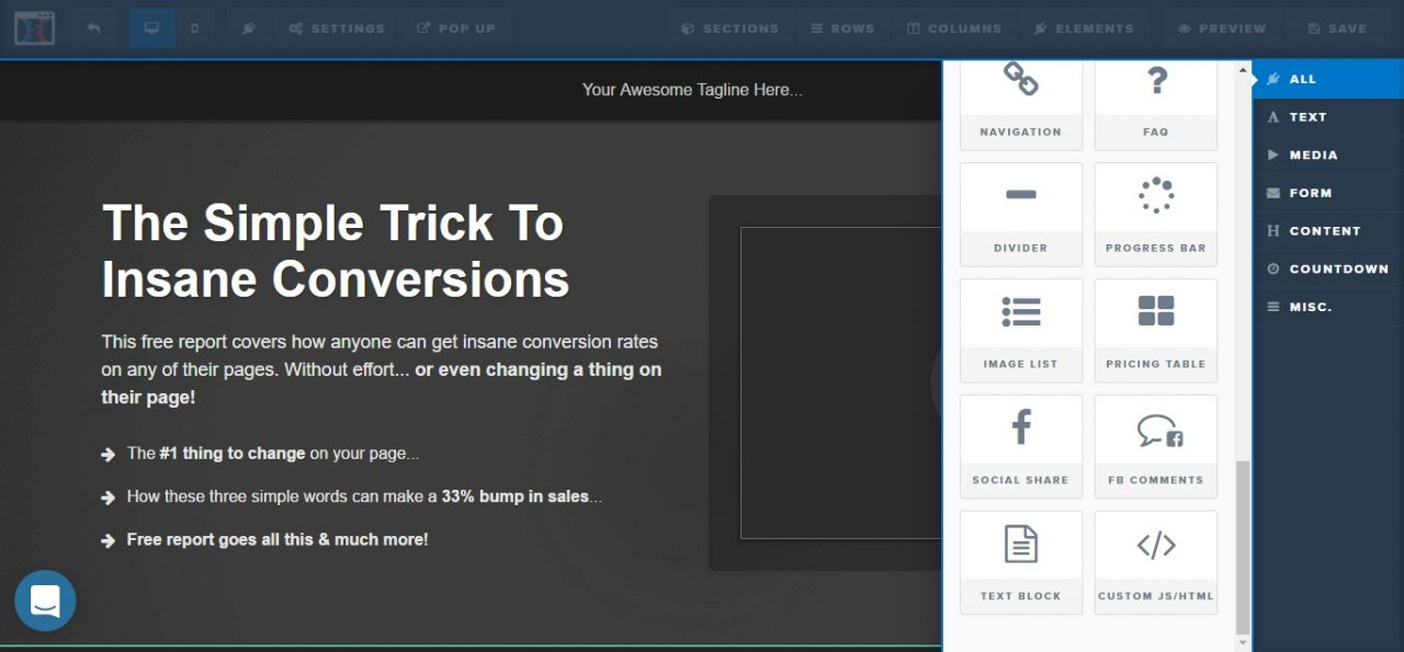 The Simple Trick to Insane Conversions