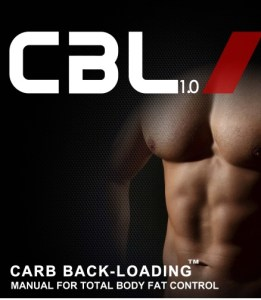 Carb Back-Loading