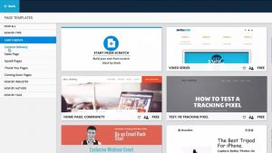 OntraPages Landing Page Builder