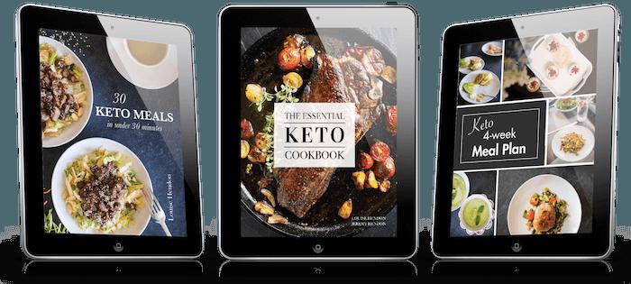 Keto Summit Cookbook