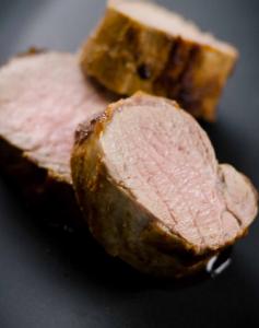 pan-fried pork tenderloin