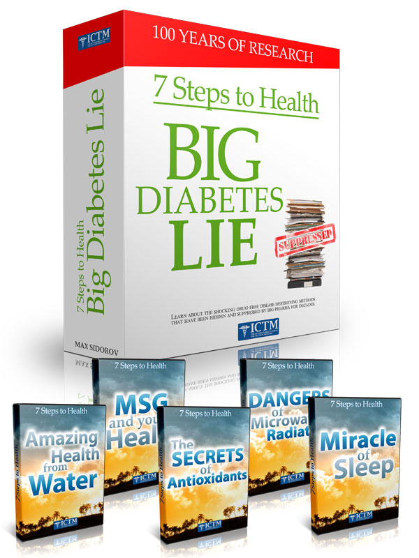 Big Diabetes Lie and Bonus