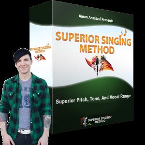 Superior Singing Method Aaron Anastasi