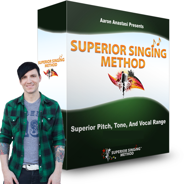 Superior Singing Method Aaron Anastasi
