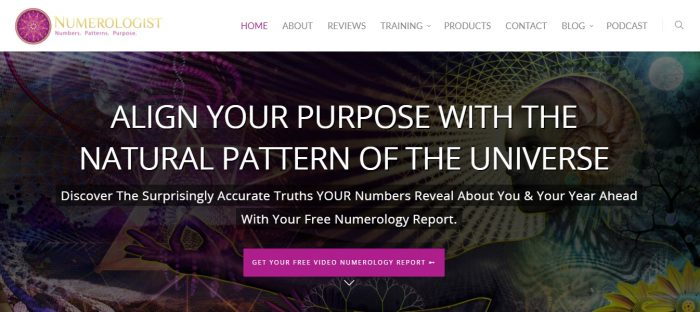 Finding the your real character at numerologist.com