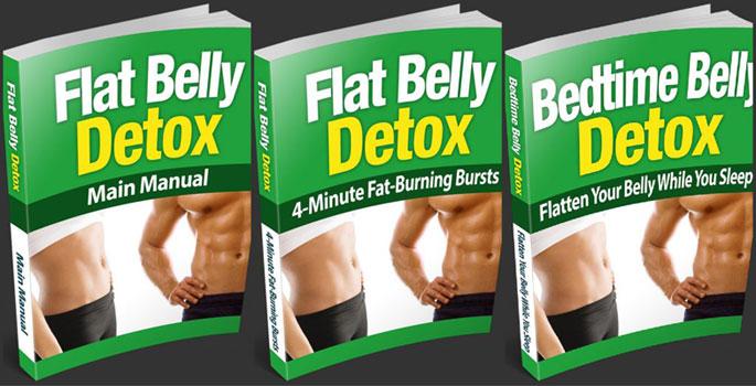 Flat Belly Detox Derek Wahler
