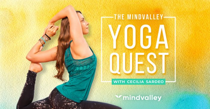 Mindvalley Yoga Quest