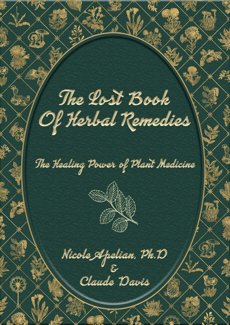 Lost Book of Remedies Cover