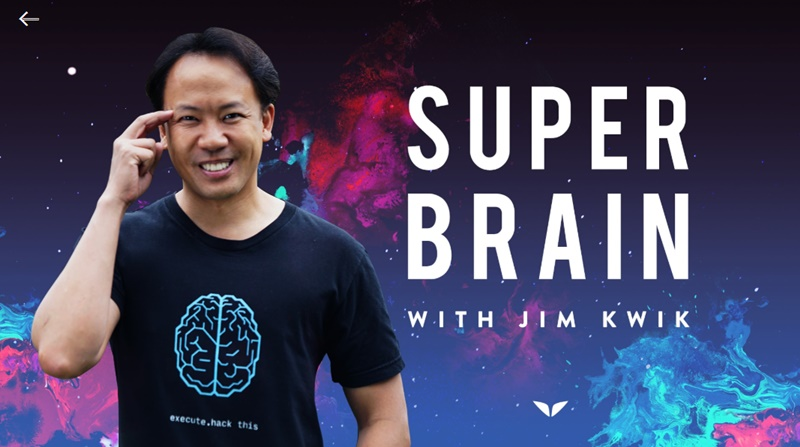 superbrain review jim kwik mindvalley