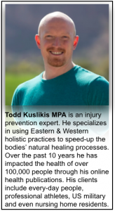 todd kuslikis Author of Feel Good Knees