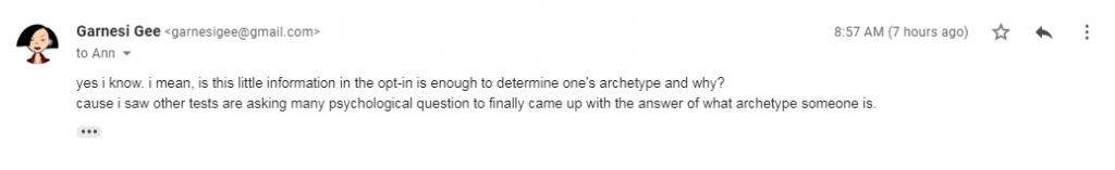 archetype test