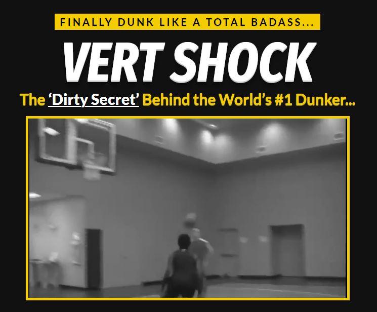 vert shock intro