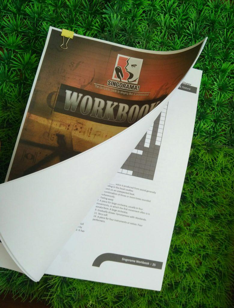 singorama Workbook