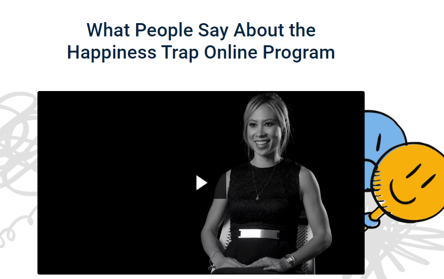 the happiness trap dr russ harris