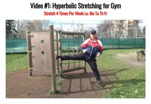 HYPERBOLIC STRETCHING VIDEO 1