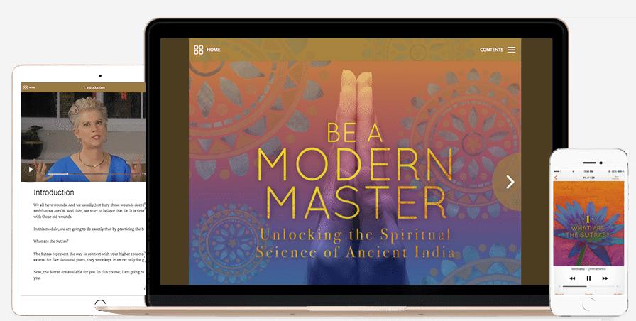 be a modern master