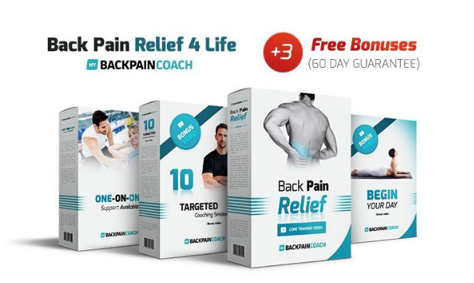Back Pain Relief 4 Life / My Backpain Coach