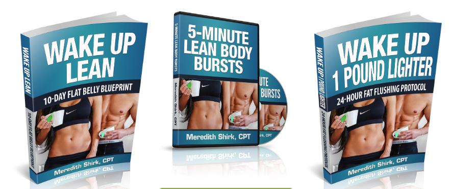 lean body fat belly