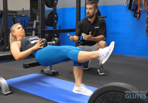Unlock Your Glutes video