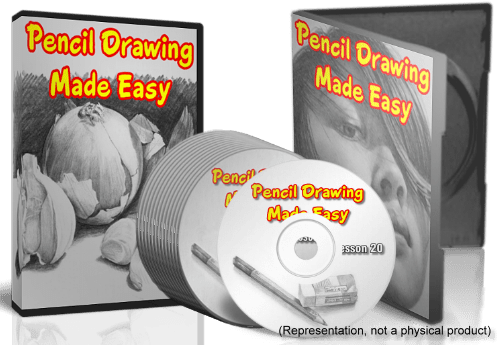 Pencil Drawing Made Easy Nolan Clark