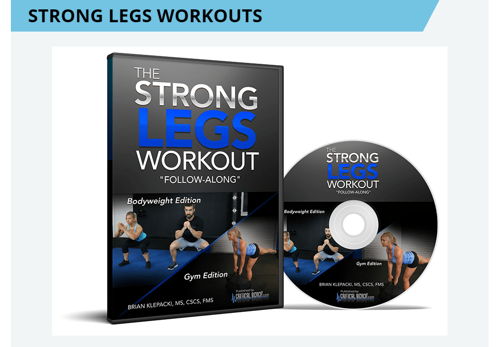 bonus workouts in Unlock Your Glutes