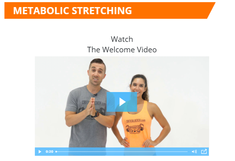 Metabolic-Stretching inside