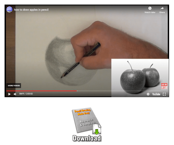 pencil drawing made easy