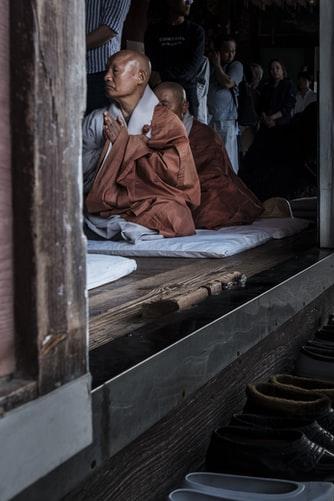 monk zen