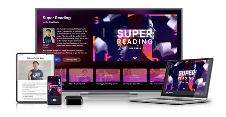 super reading product