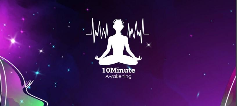 10 minutes awakening yoga