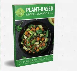 book plant based cookbook