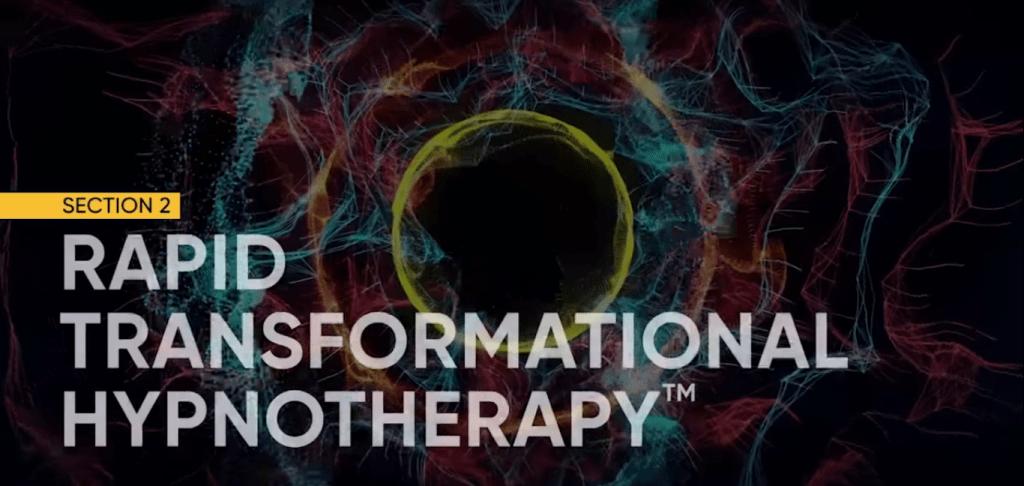 rapid transformational hypnotherapy masterclass