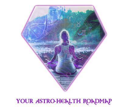 astro health roadmap astro tarot
