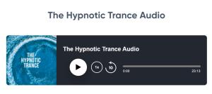 hypnotic trance