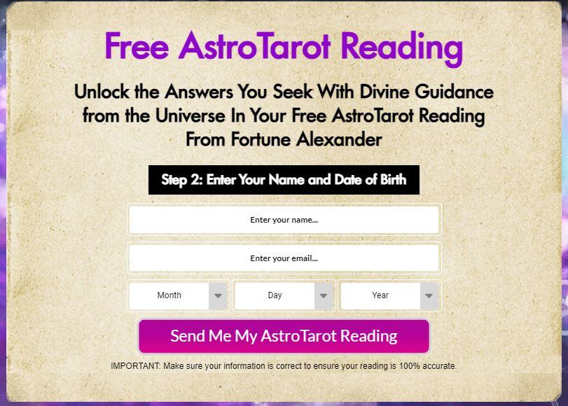 free tarot reading astro tarot