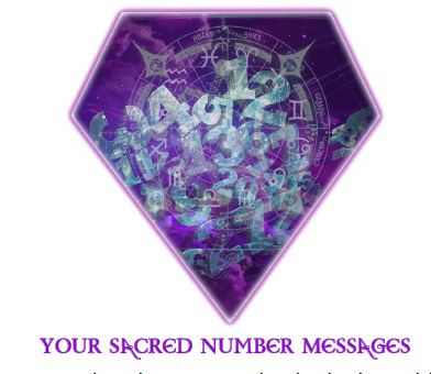 sacred number messages astro tarot
