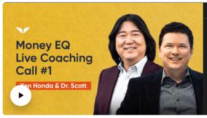 Money EQ live coaching call session
