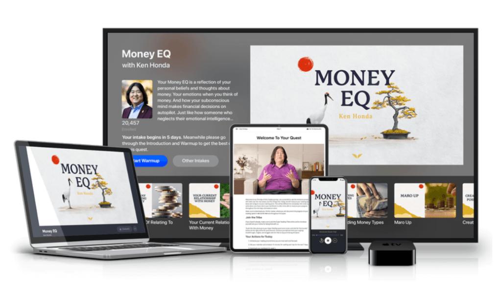 Money EQ by Ken Honda
