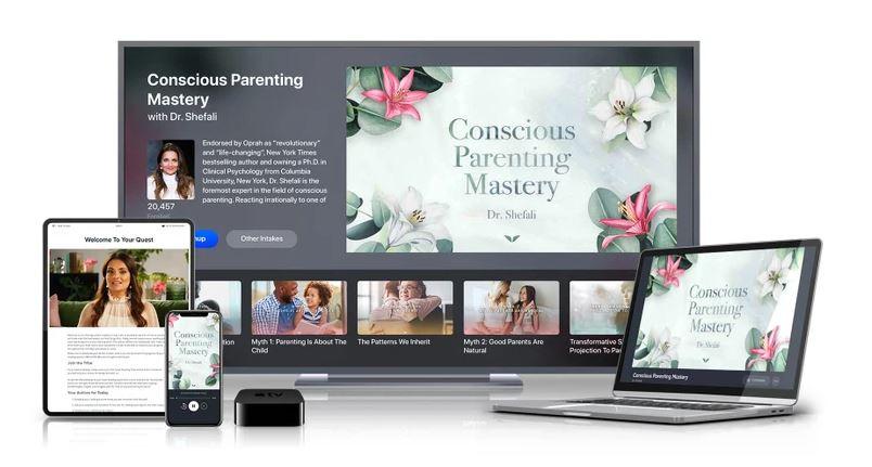 product lengkap conscious parenting mastery