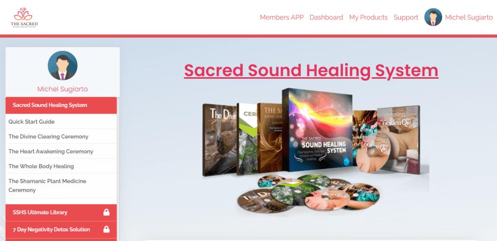 energy sacred sound healing