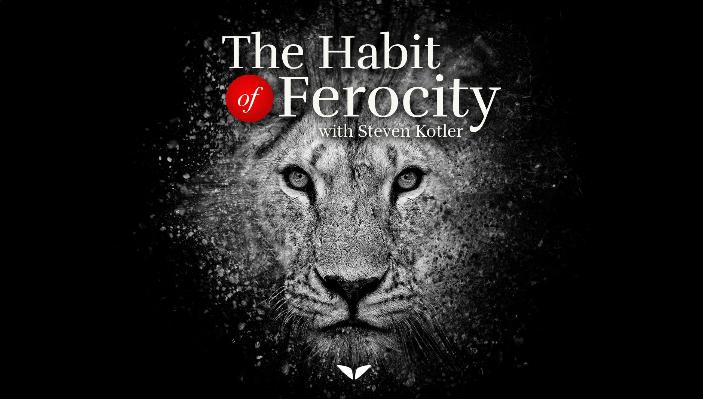 the habit of ferocity