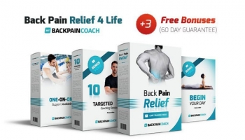 Back Pain Relief 4 Life Review – Instant Result? Is It Legit?