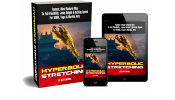 Hyperbolic Stretching Review – I Sit Too Much & Try it for 14 Days