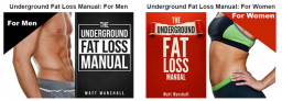 The Underground Fat Loss Manual – Losing Fat Slowly is a Myth!